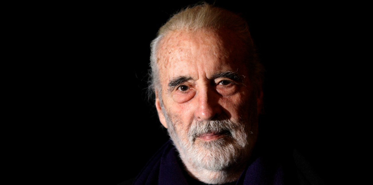 RIP: Christopher Lee