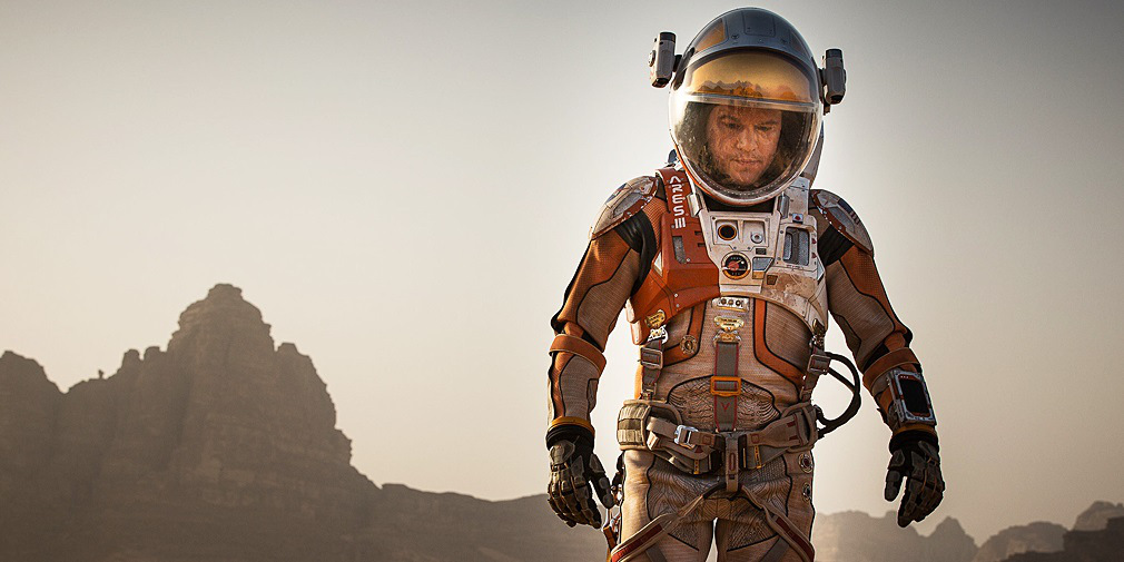 Trailer: The Martian