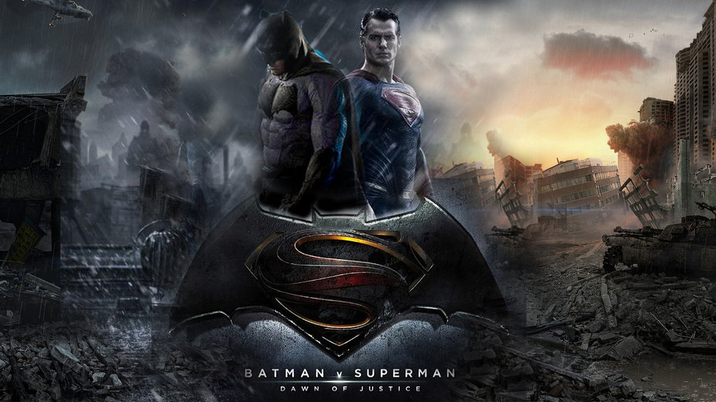 Trailer: Batman v Supermam: Dawn of justice
