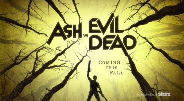 Trailer: Ash vs EvilDead