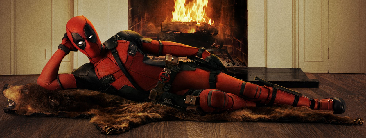 Trouvailles: Deadpool Christmas