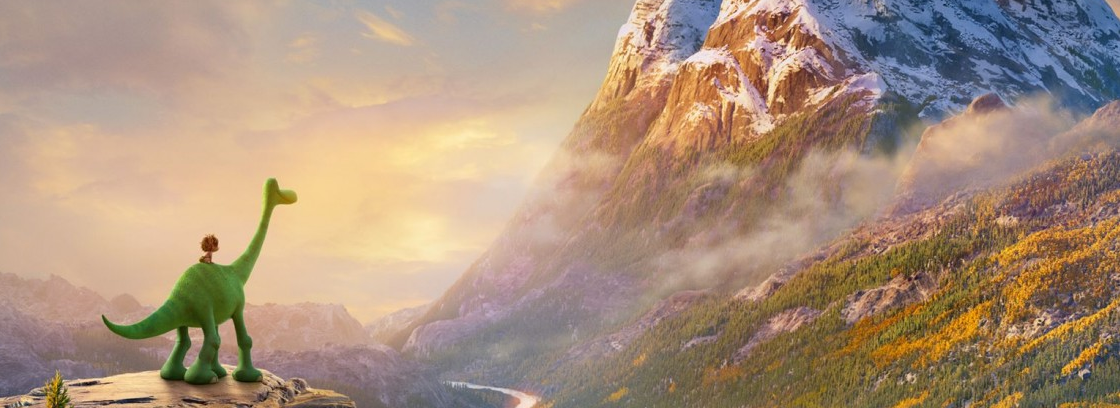 Trailer: The good dinosaur