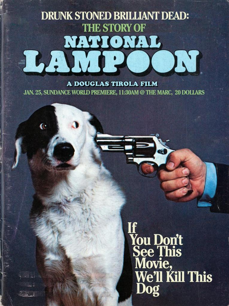 1118full-drunk-stoned-brilliant-dead--the-story-of-the-national-lampoon-poster