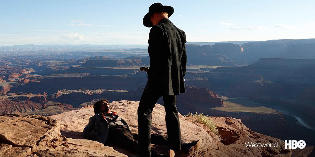Teaser: Westworld