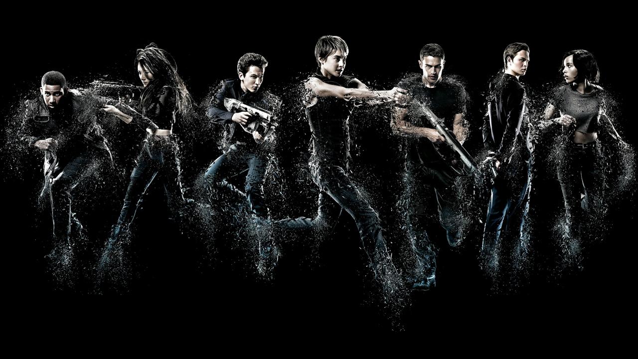 Trailer: The Divergent Series:Allegiant