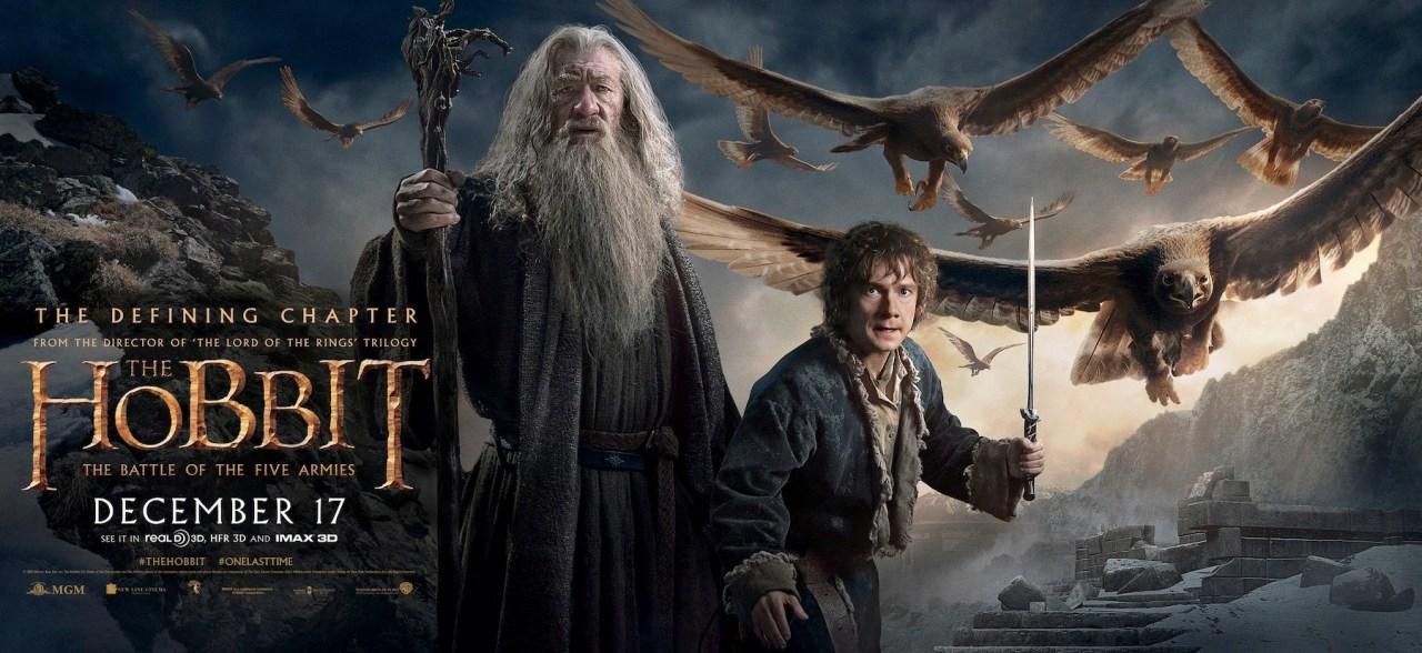 Le Hobbit: La bataille des cinqarmées