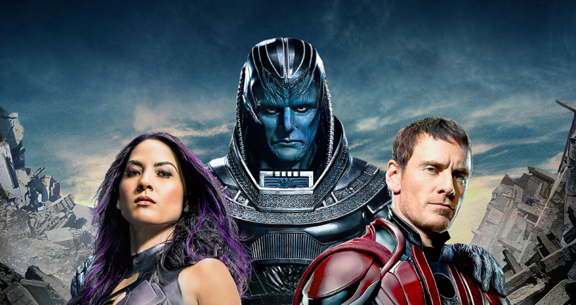 Trailer: X-Men: Apocalypse