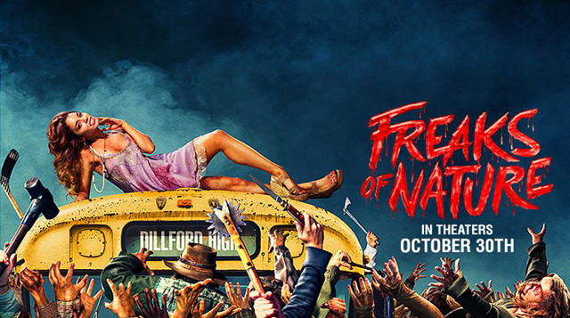 Trailer: Freaks of Nature