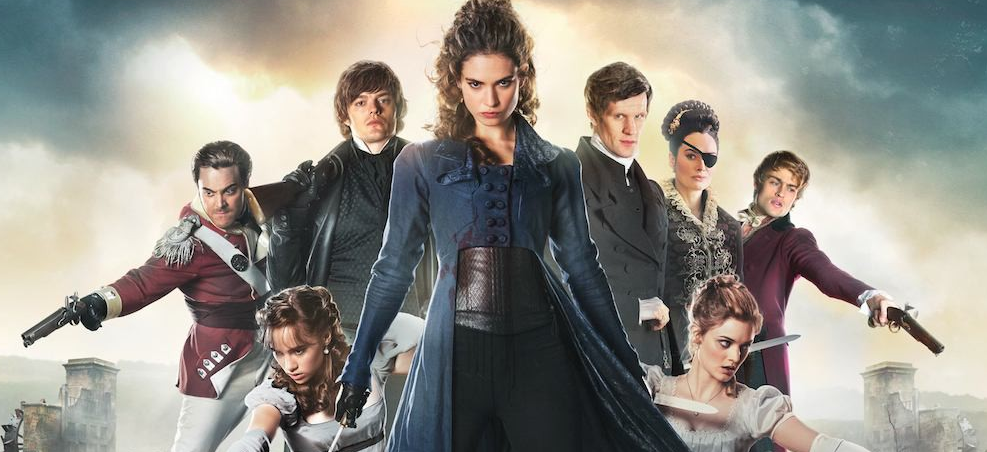 News:  Pride and Prejudice and Zombies