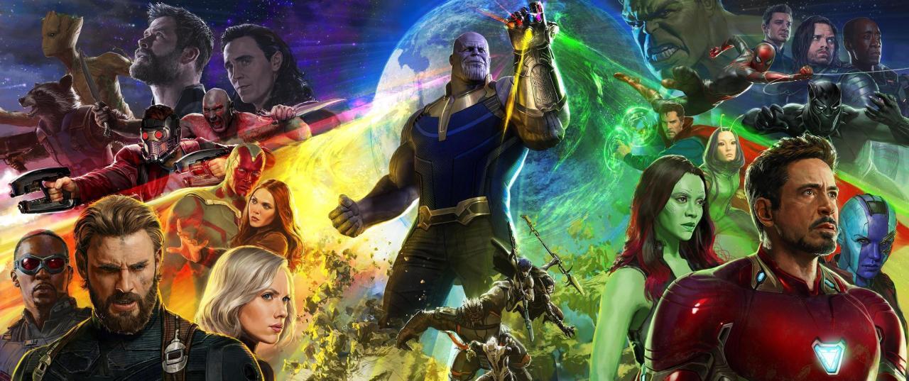 Trailer: Avengers: InfinityWar