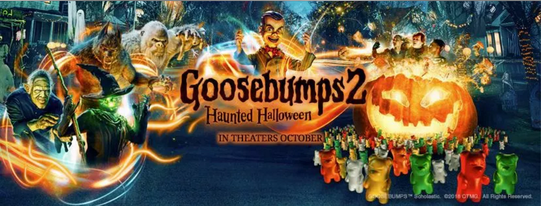 Trailer: Goosebumps 2