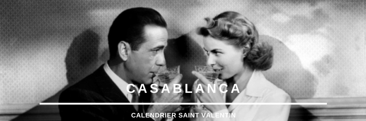 Calendrier Saint-Valentin