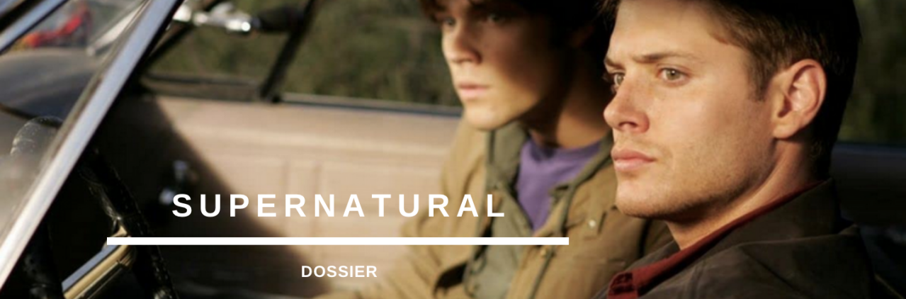 SUPERNATURAL – THE PILOT